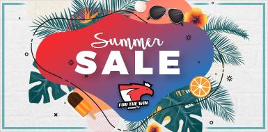 FTW Summer Sale